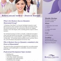 Business-Success-Dynamics-MasterMindFactSheet