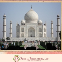 Final Faces and Places of India PowerPoint