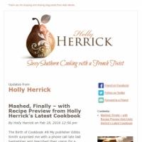 Holly-Herrick-Newsletter-Example