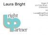 Bright Partner Business Card
