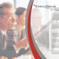 ExecuServe Print Brochure, Interior