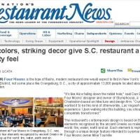 Nations Restaurant News Features Four Moons