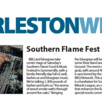Southern Flame Festival at The Ponds in Summerville
