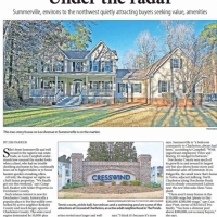 The Ponds in Summerville attracts buyers with amenities, lifestyle