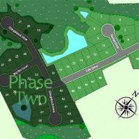 Linnen Place Lot Map