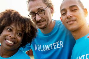 Spotlight what your company volunteers are doing in the community