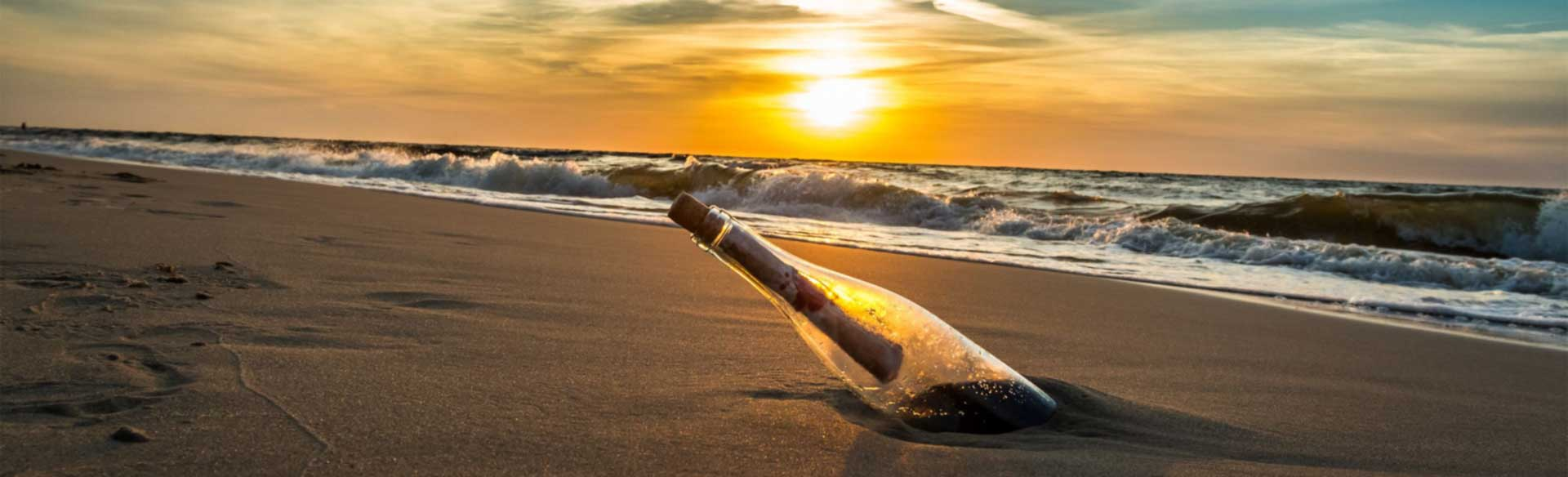 Is your press release like a message in a bottle?