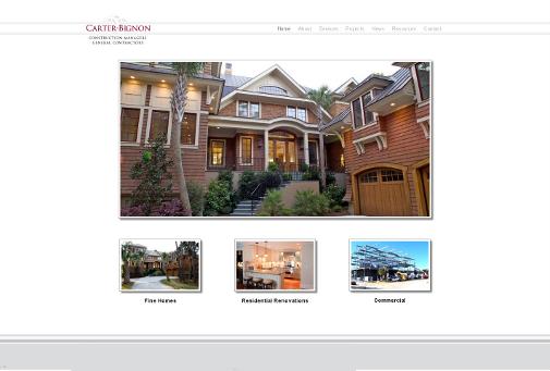 Luxury Kiawah Island home builder Carter-Bignon selected=