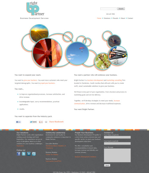 Bright Partner Inc Home Page