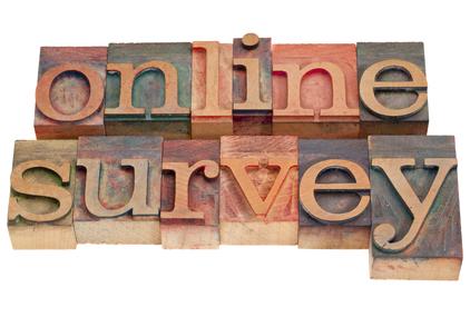 Public Relations Promotion Tactics Include Online Survey