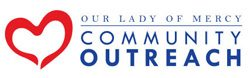 Our Lady of Mercy Outreach Logo