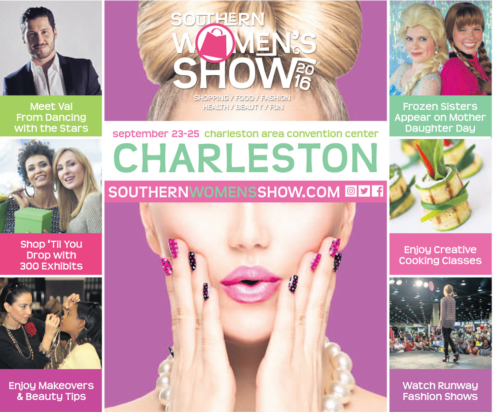 Women's Show Ad Uses Biased Gender Perceptions