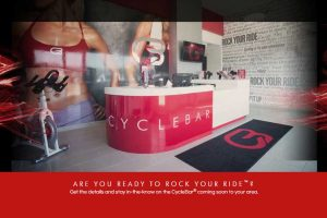 Cyclebar signs Charleston PR to provide public relations services