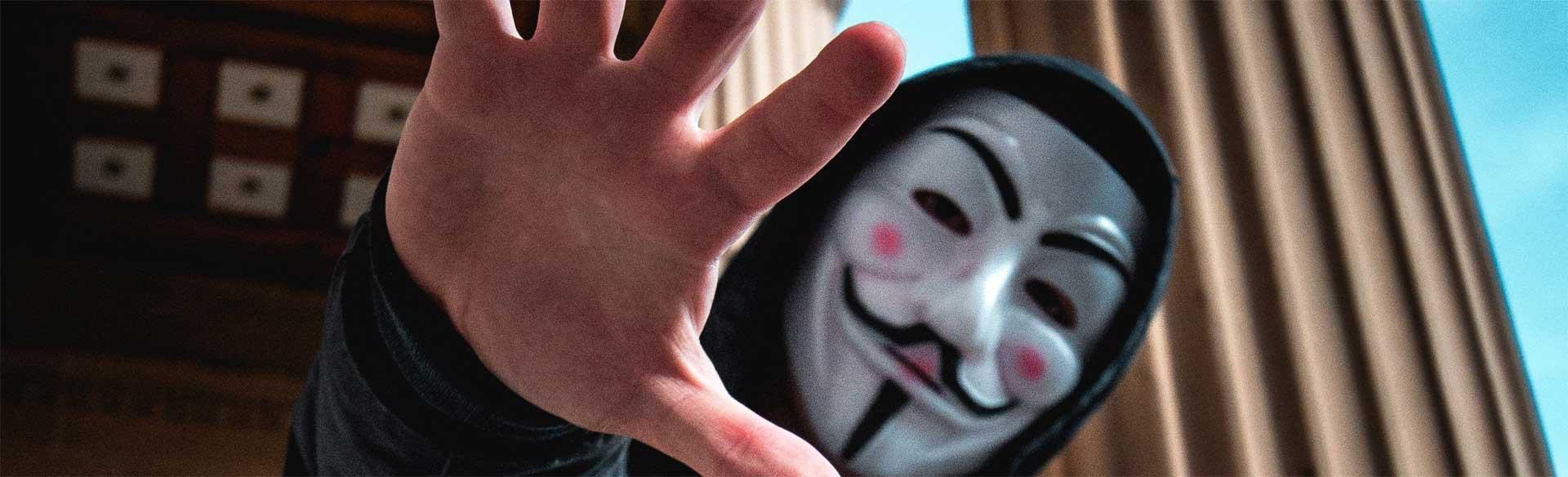 An hacker. Prevent vulnerabilities in your WordPress Website.